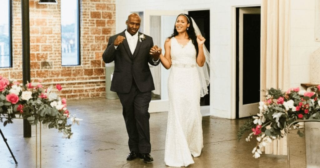 WNBA star Maya Moore marries the man she helped free from wrongful conviction