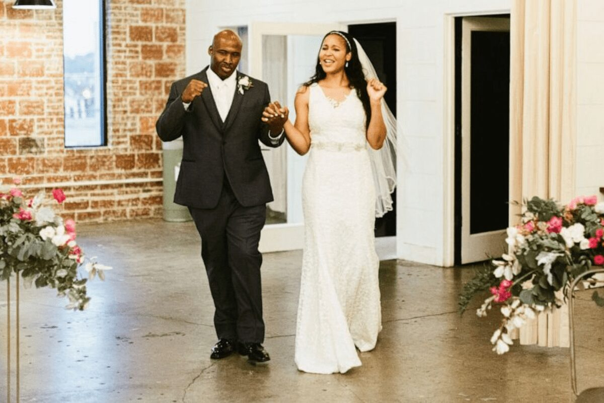 """WNBA star Maya Moore marries the man she helped free from wrongful conviction: """"What a miracle"""""""