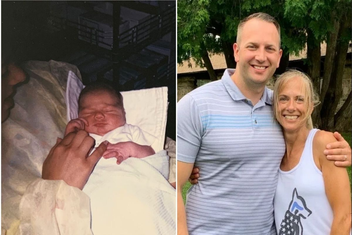 Ohio woman finds son she put up for adoption 33 years ago through 23andMe.
